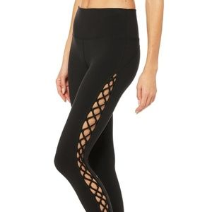 ALO YOGA INTERLACE LEGGING